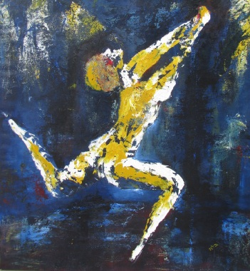 50/70 Acrilic on canvas