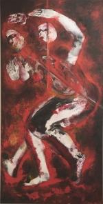 80/130 Acrilic on canvas